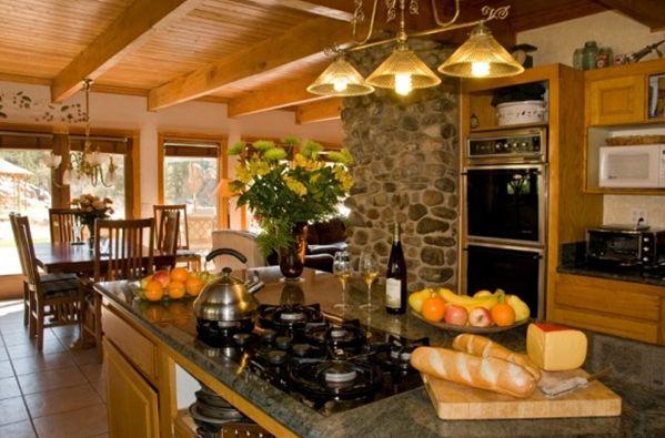 Interjeras interjero dizainas for Luxury french kitchen