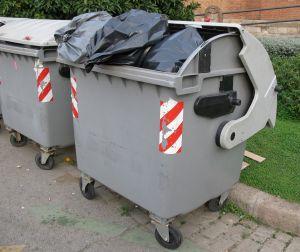 Šiukšlių konteinerių nuoma