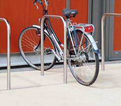 dviračio stovas