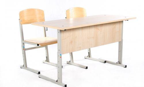 baldai i mokykla